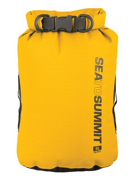 Sea to Summit Big River - Accessoire de rangement - 5 L jaune